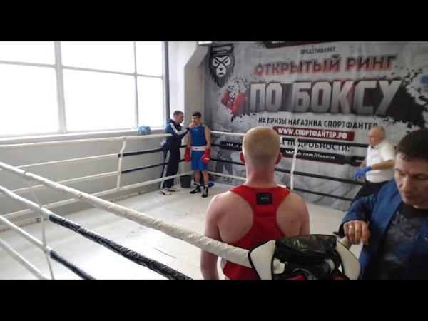 FIGHTPRO: Бой 7 - Симонов vs Алхасов