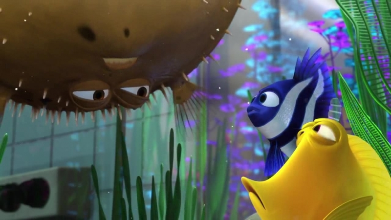 Findet Nemo etw ist im Eimer