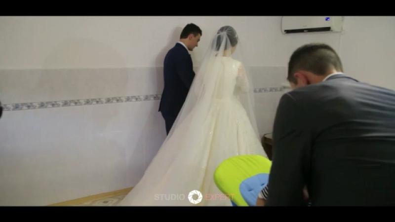 Свадьба Шахмурзиева Магомеда-Башира и Розы Горчхановой