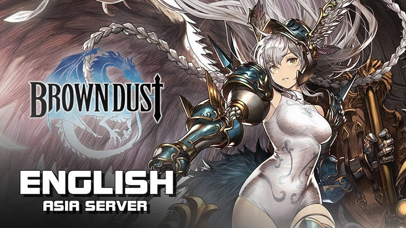 Brown Dust - English (Asia Server) Grand Open - Android on PC - Mobile - F2P - GlobalAsia