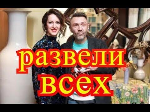Матильда прокомментировала развод со Шнуровым!