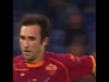 Mirko Vucinic goal As Roma vs Chelsea