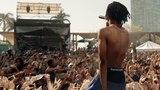Выступление Playboi Carti с песней «Magnolia» на фестивале «Rolling Loud»