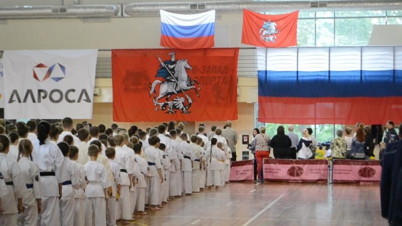 Чемпионат России по каратэ Москва 19 05 18 г