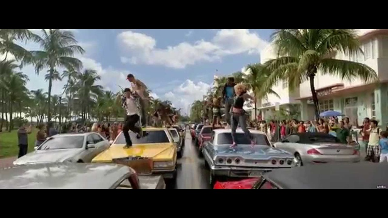 Step Up Revolution The Mob Opening Dance Scene
