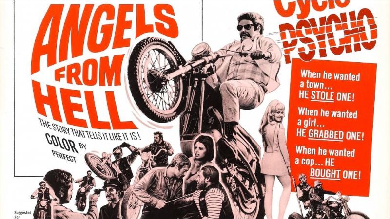 Фильм Ангелы из ада (1968)