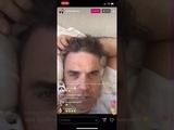 Robbie Williams live ig 22 06 18 h.19,15