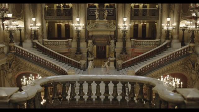 BALMAIN x OPÉRA DE PARIS a film by James Bort