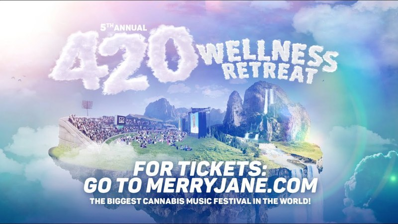 Snoop Dogg Merry Jane Announce The 5th Annual 420 Wellness Retreat Tour!