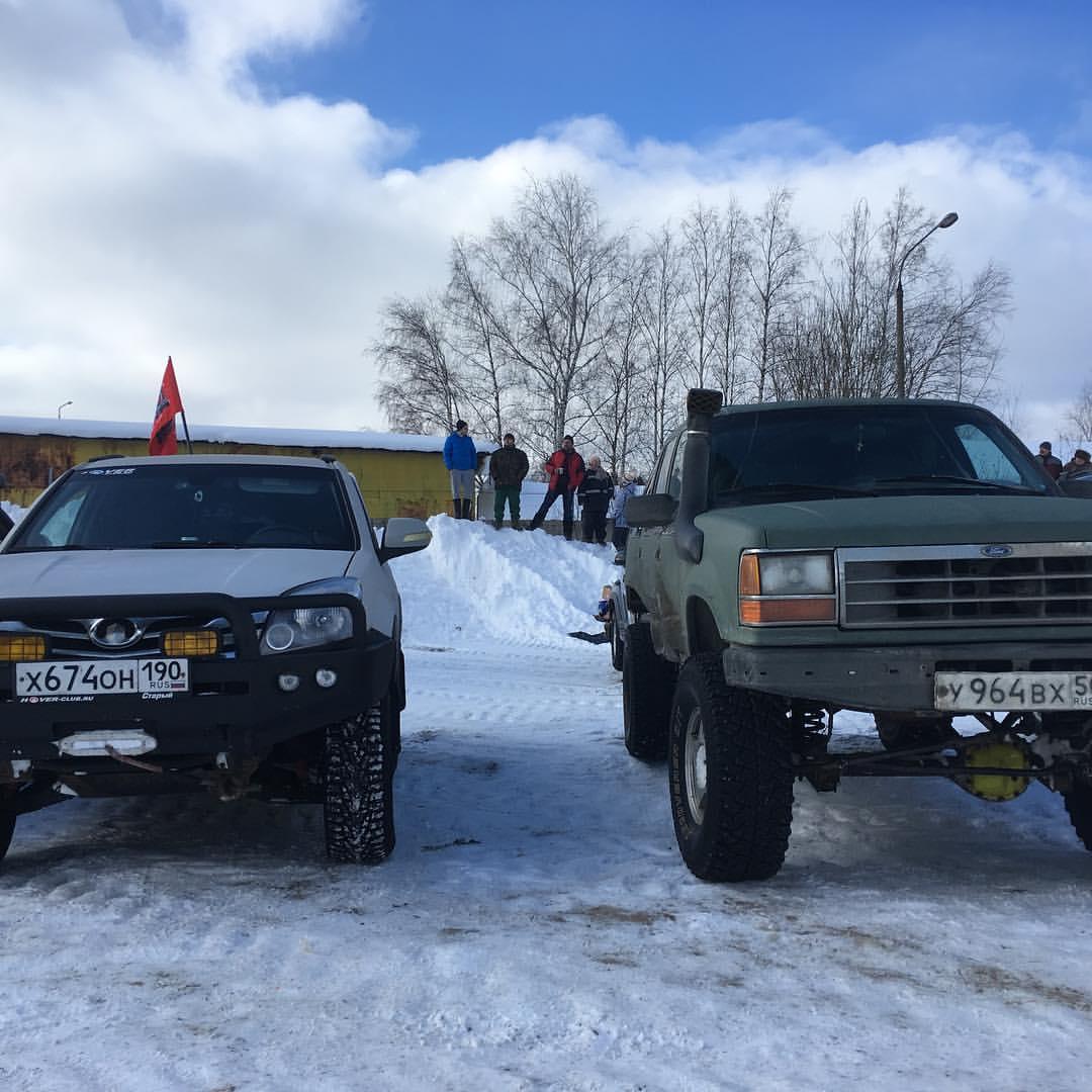 24 февраля, Кабаньи бега - зима 2018, финал кубка  C7TFW6dOaPo