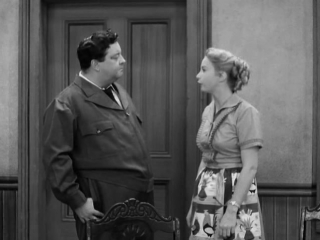 The Honeymooners - S01E17 - The Baby Sitter (1956)