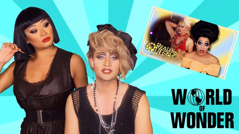Venus DLite Reacts to Bianca Del Rios Really Queen feat. JujuBee