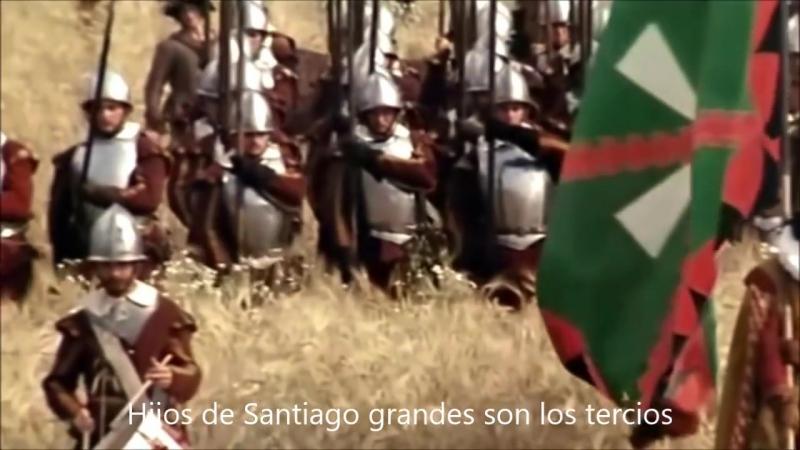 Himno de Los Tercios Viejos Españoles, Flandes (Subtitulado) ( 720 X 1280 )