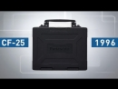 Panasonic Toughbook A history of rugged performance