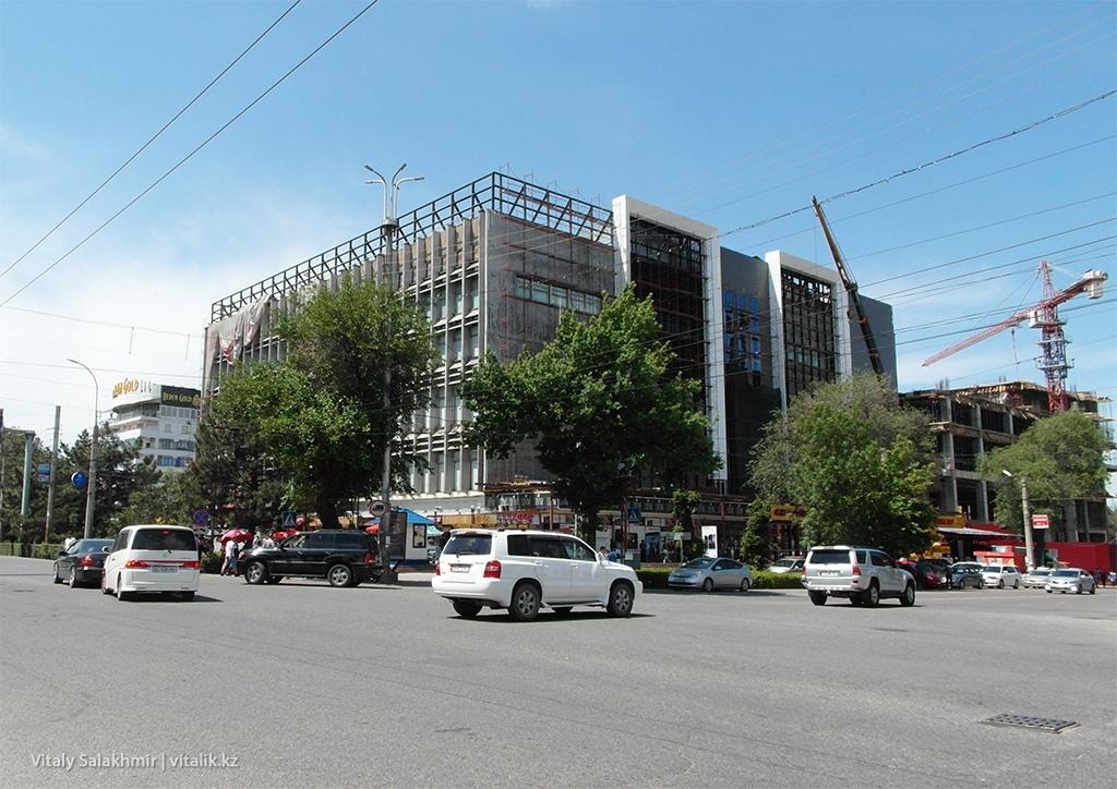 ЦУМ в Бишкеке, 2018