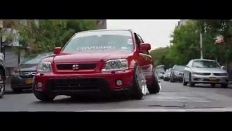 Хонда CRV