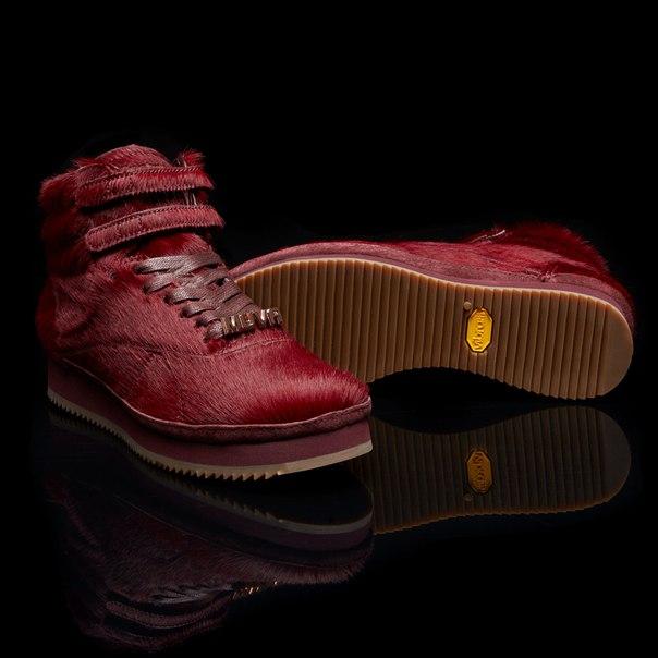 Кроссовки Reebok Classic x Amber Rose Freestyle Hi VIBRAM AR