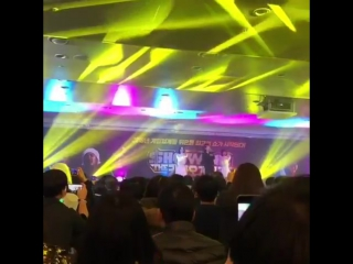 [EVENT] 171220 @ IU - You and I at Kakao Games Year End Party