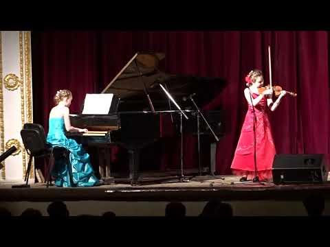 Звітний концерт- 2018 - 18 - Скрипка фортепіано