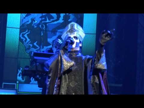 Ghost - From The Pinnacle To The Pit Live in Houston, Texas