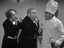 The Three Stooges 077 Crash Goes The Hash 1944 Curly Larry Moe DaBaron 17m33s