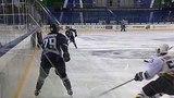 Моменты из матчей КХЛ сезона 1718 Гол. 11. Королёв Антон (Югра) с пятака забросил 22.08