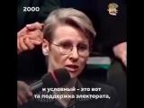 Лилия Шевцова Путин будет навсегда, эфир 2000 года
