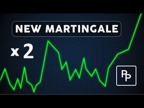 Стратегия Бинарных Опционов New Martingale