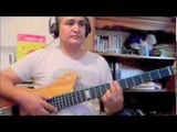 Rampage - Marcus Miller (cover) Bass - Julio Perez