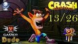 Crash Bandicoot N. Sane Trilogy Часть 1 Реликт 13