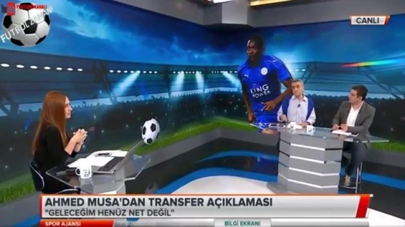 GALATASARAY Spor Ajansı - Fatih Terim, Ahmet Musa, Rodrigues, Belhanda Yorumları 23 Haziran 2018