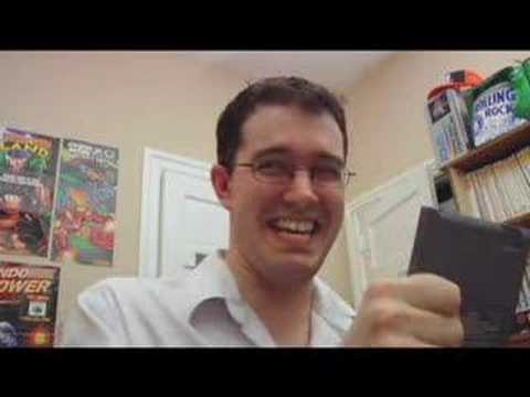 Captain S/Angry Video Game Nerd Christmas Special bloopers
