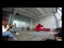 Танец Ксении Шиян на творческом вечере центра Пятое измерение
