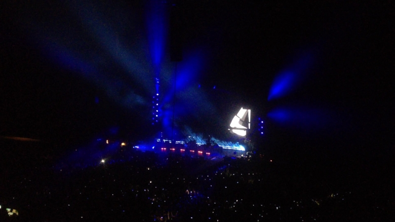 Depeche Mode - Going Backwards (16/02/18 @St.Petersburg)