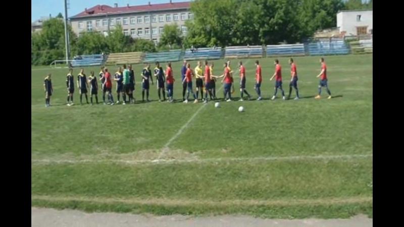 Обзор Факел - Малоярославец-2012, 4 тур 26.05.2018