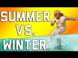 Hilarious Summer vs. Winter Fails (June 2017) || FailArmy