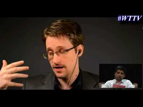 Edward Snowden on FBI Cointelpro and CIA MKUltra