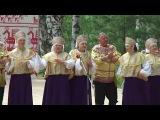 Новобелокатай,2015г. Межрегиональный праздник русской песни и частушки