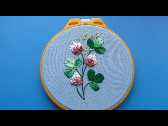 Flower Embroidery | Цветочная Вышивка