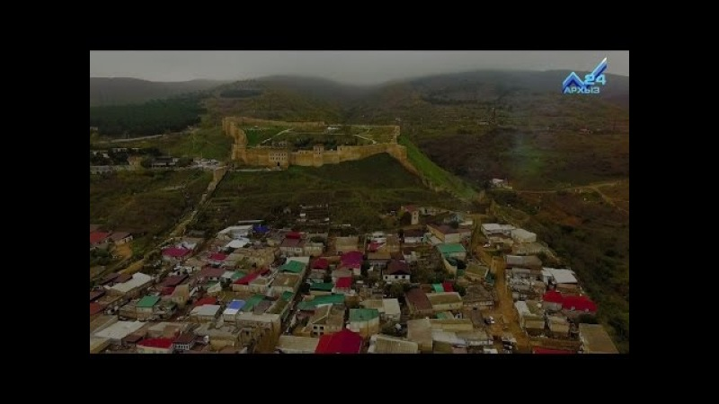 Поехали - Дербент: Нарын-Кала, средневековые бани и знакомство с кубачинцами (19.11.2016)