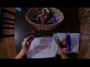 Декоративный кирпич своими руками Часть 3 Делаем узор