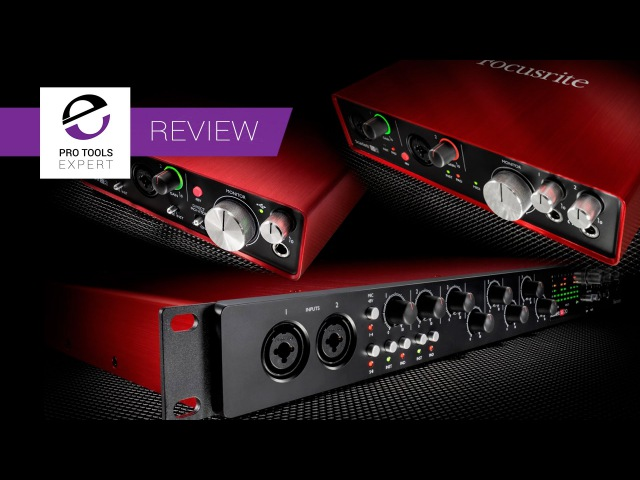 Review - 2i2, 6i6 18i20 Second Generation Scarlett Audio Interfaces By Focusrite