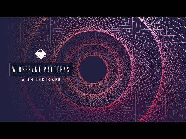 Inkscape Tutorial: Wireframe Patterns