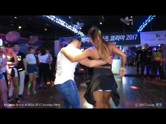 E Dancing@Bachata St☆rs KOREA 2017 Sunday Party @N_1575