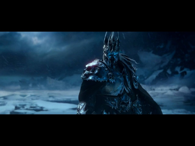 Заставка Wrath of the Lich King