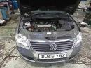 Двигатель 2.0 BVY Volkswagen Passat B6 2006г