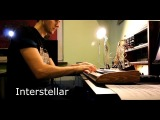 Interstellar played on Moog Mother-32 and modular synth