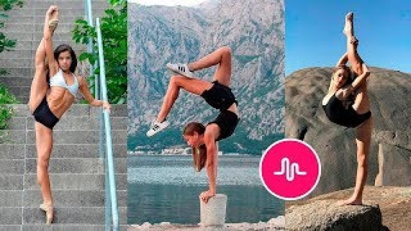 Best Gymnastics And Flexibility || Musical.ly Pt 1