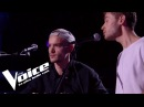 Bee Gees Stayin' Alive Kriill The Voice France 2018 Blind Audition