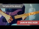 Jason Becker - Temple of the Absurd (Cover)